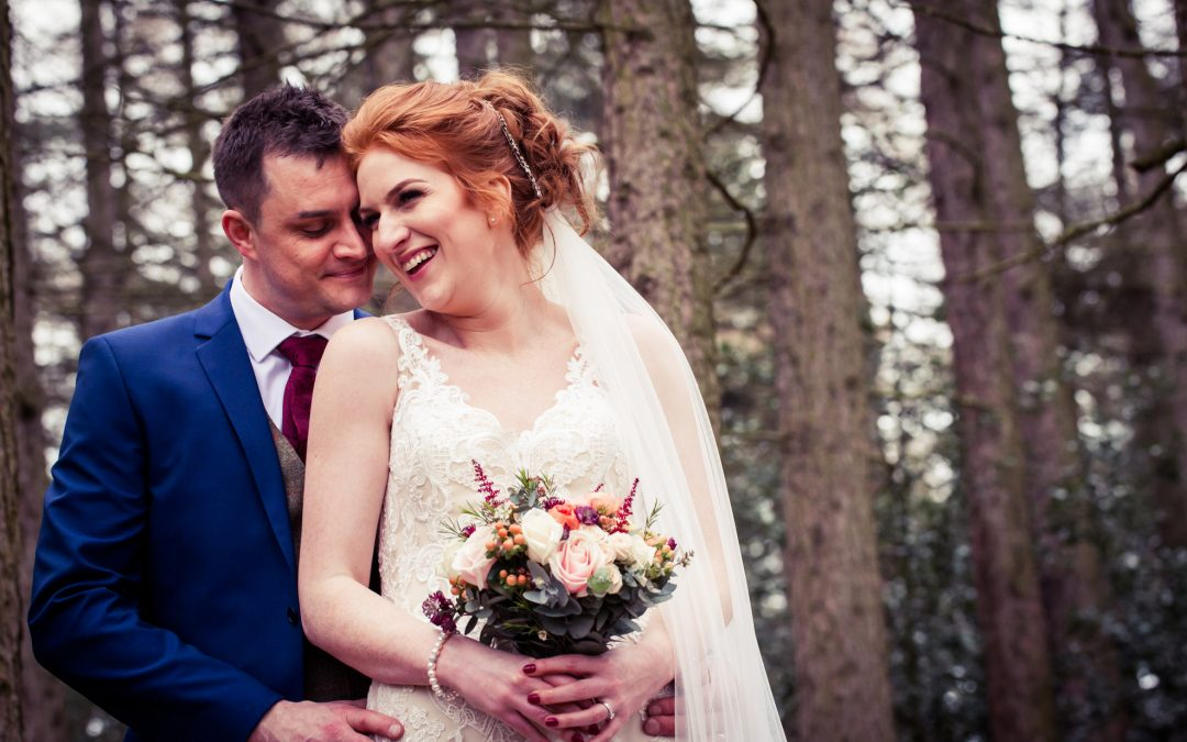 A Yorkshire Woodland Wedding – Wedding Photography at The Woodman Inn, Huddersfield