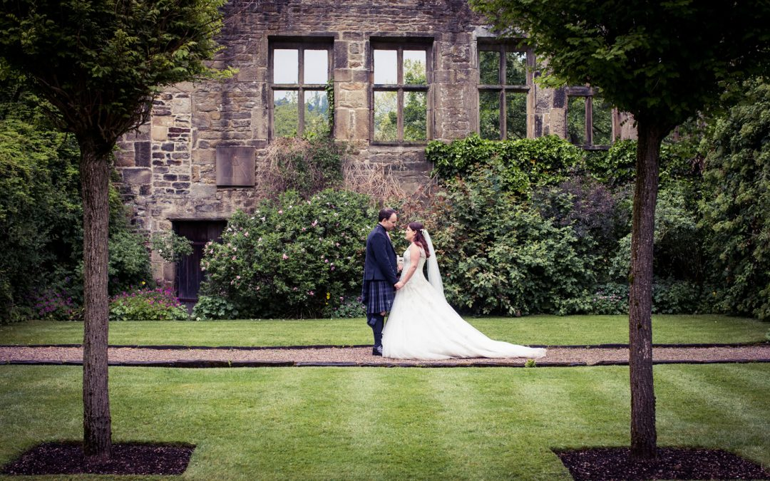 Charlotte & Ross: Wedding Photography at East Riddlesden Hall