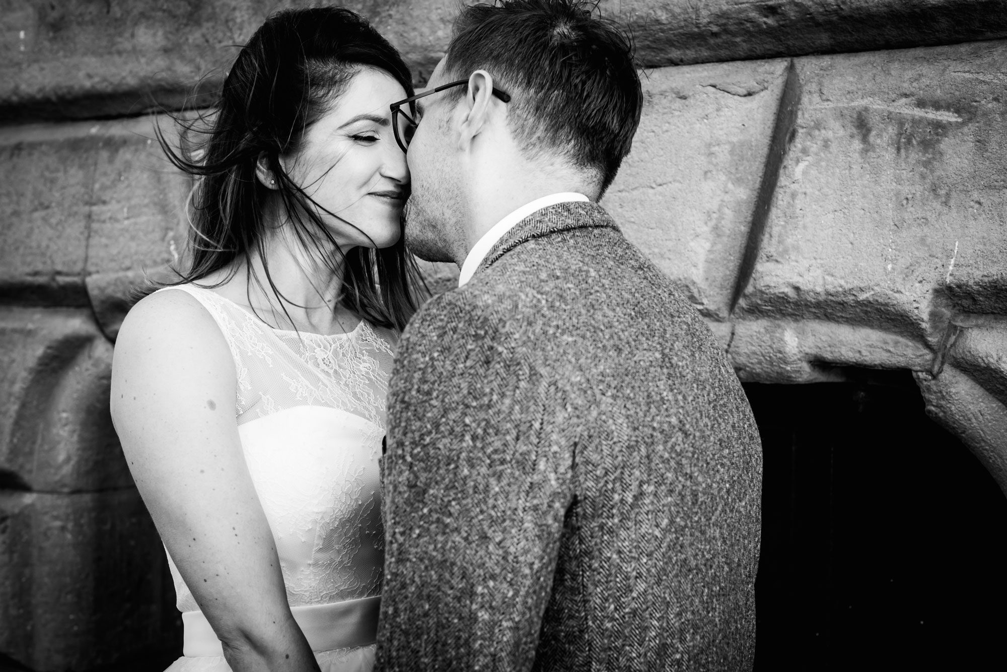 Wedding Photography At The Arches, Halifax
