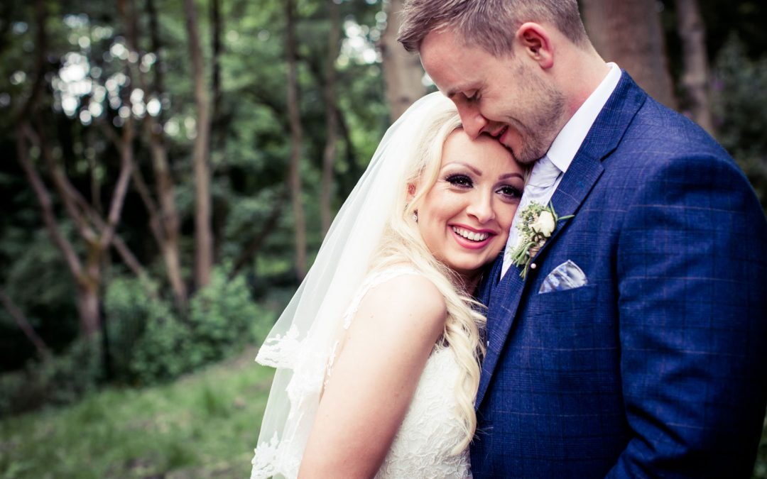 Wedding Photography at The Woodman Inn – a woodland wedding in Yorkshire