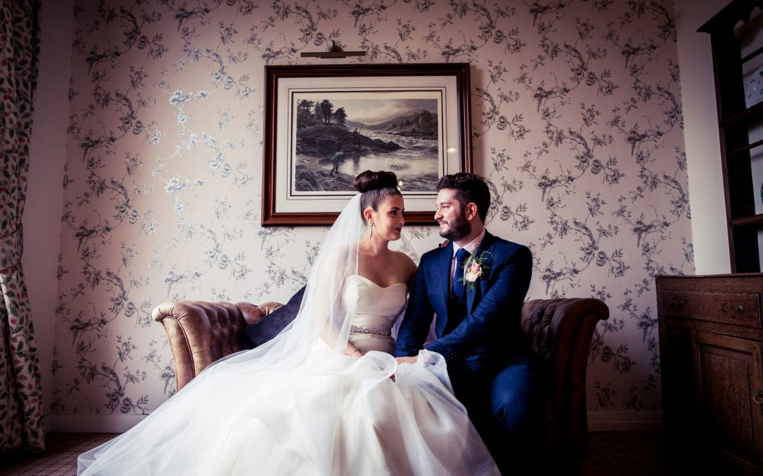 Wedding Photography at The Black Swan Helmsley: A thoroughly stylish wedding day!